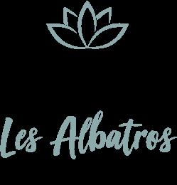 Logo Les Albatros restaurant La Baule